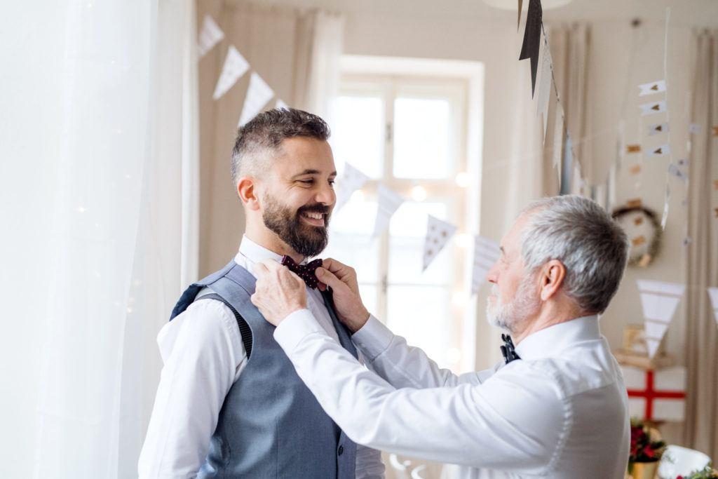 Der Bräutigam - so bereitet er sich perfekt vor!