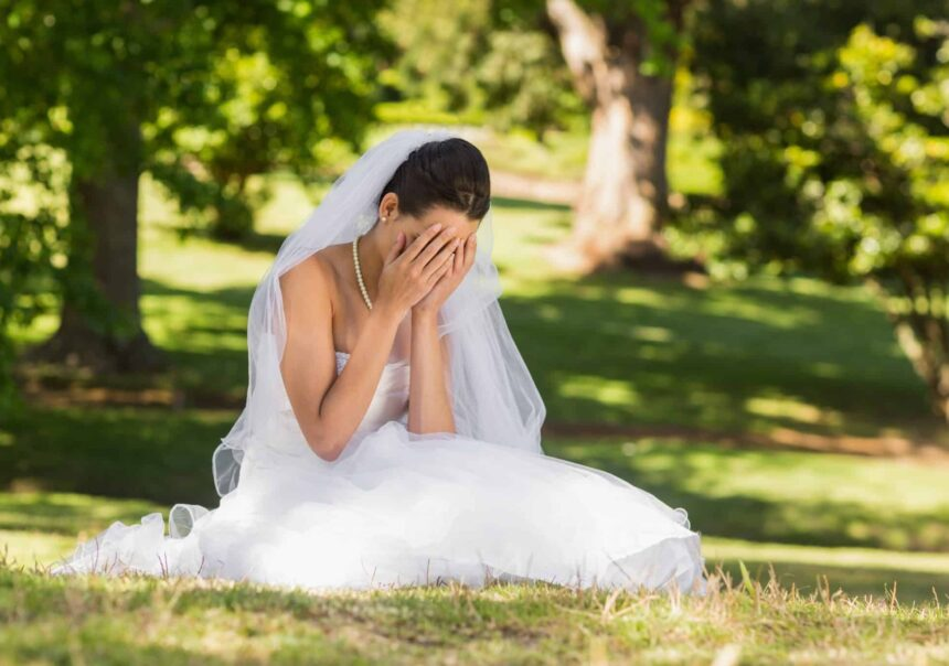 So schreibst du Absage-Karten für deine Hochzeit
