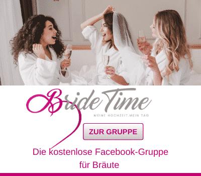 Banner Bride Time Gruppe