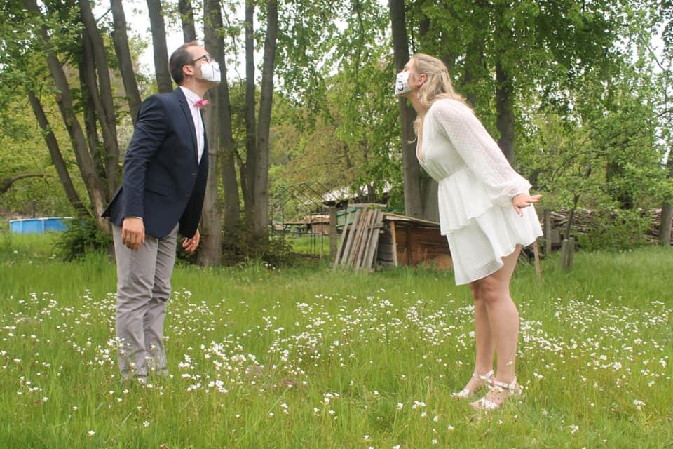Hochzeit trotz Corona-Krise