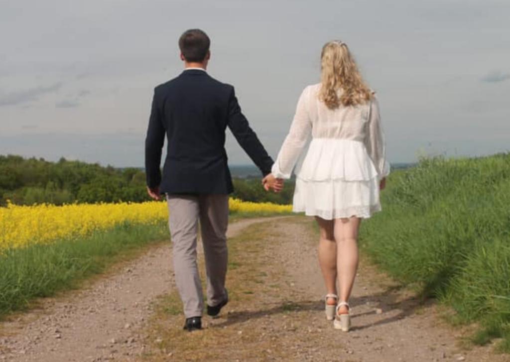 Lea und Patricks Hochzeit